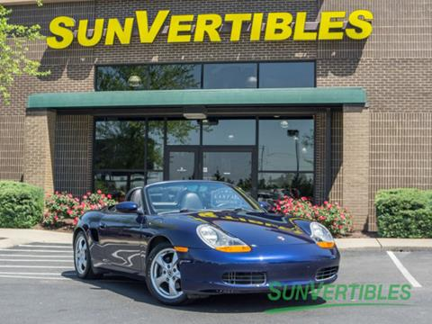 2002 Porsche Boxster for sale in Franklin, TN