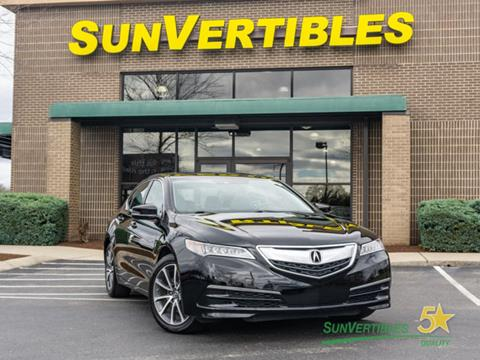 2015 Acura TLX for sale in Franklin, TN