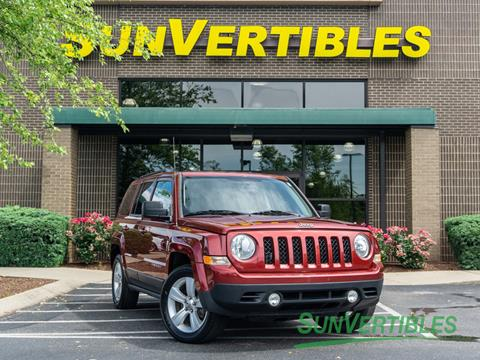 2014 Jeep Patriot for sale in Franklin, TN