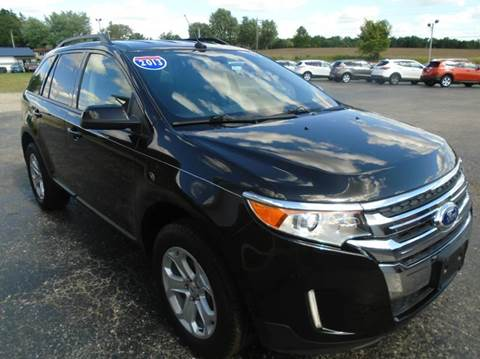2013 Ford Edge for sale in New Salisbury, IN