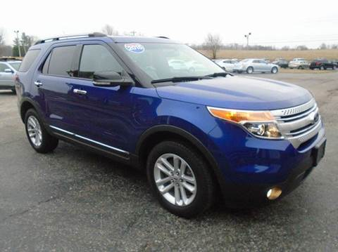 2015 Ford Explorer for sale in New Salisbury, IN