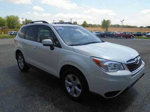 2015 Subaru Forester for sale in New Salisbury, IN