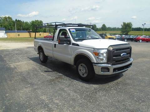 2012 Ford F-250 Super Duty for sale in New Salisbury, IN