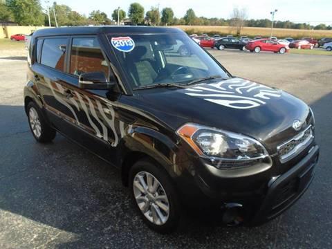 2013 Kia Soul for sale in New Salisbury, IN