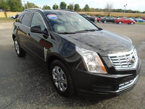 2014 Cadillac SRX for sale in New Salisbury, IN