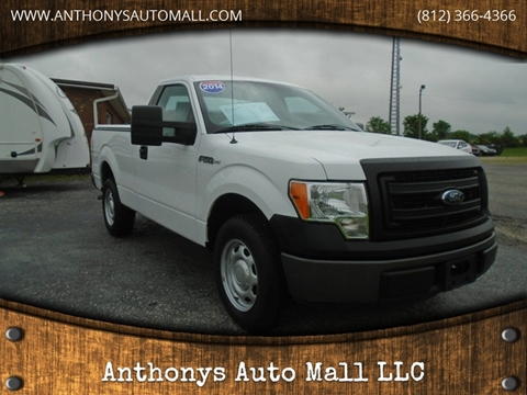2014 Ford F-150 for sale in New Salisbury, IN