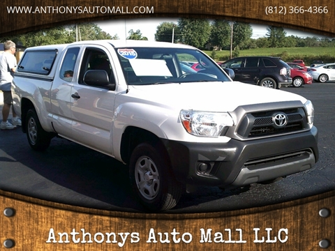 2015 Toyota Tacoma for sale in New Salisbury, IN