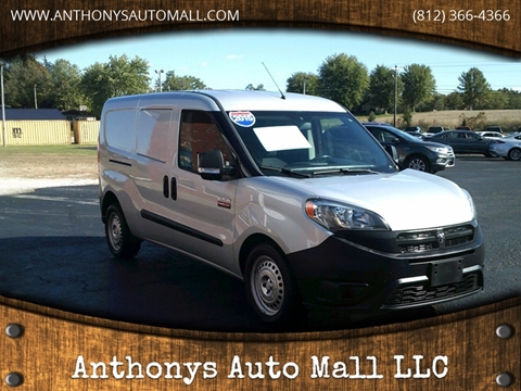 2015 RAM ProMaster City Cargo for sale in New Salisbury, IN