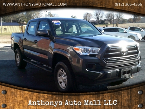 2017 Toyota Tacoma for sale in New Salisbury, IN