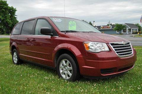 2010 Chrysler Town and Country for sale at Van Allen Auto Sales in Valatie NY