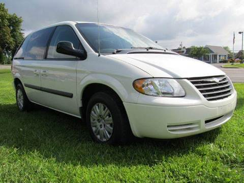 2006 Chrysler Town and Country for sale at Van Allen Auto Sales in Valatie NY