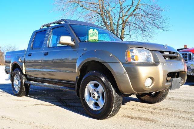2001 Nissan Frontier for sale at Van Allen Auto Sales in Valatie NY
