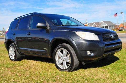2008 Toyota RAV4 for sale at Van Allen Auto Sales in Valatie NY