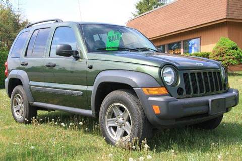 2007 Jeep Liberty for sale at Van Allen Auto Sales in Valatie NY