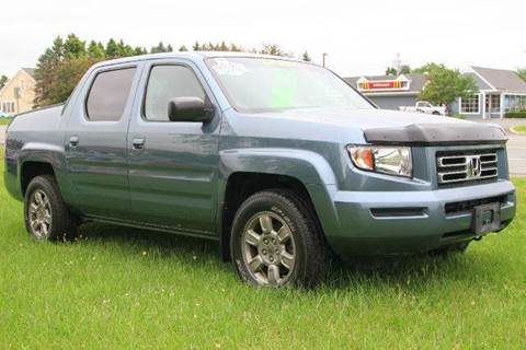 2007 Honda Ridgeline for sale at Van Allen Auto Sales in Valatie NY