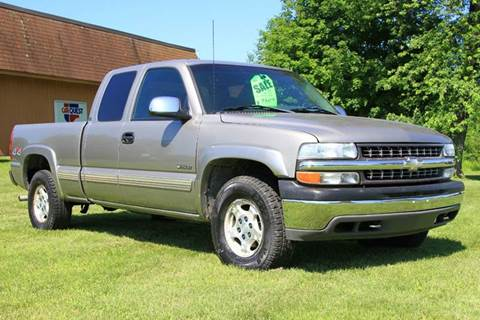 2001 Chevrolet Silverado 1500 for sale at Van Allen Auto Sales in Valatie NY