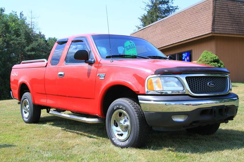 2004 Ford F-150 Heritage for sale at Van Allen Auto Sales in Valatie NY