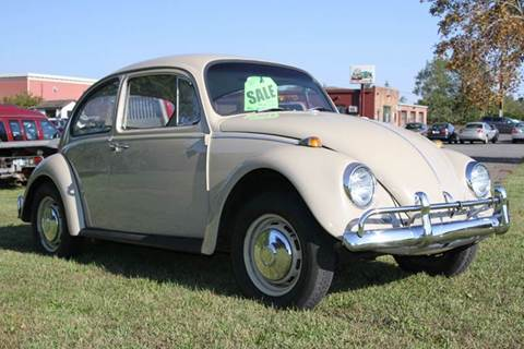 1967 Volkswagen Beetle for sale at Van Allen Auto Sales in Valatie NY