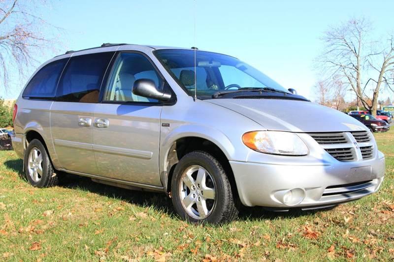 2006 Dodge Grand Caravan for sale at Van Allen Auto Sales in Valatie NY