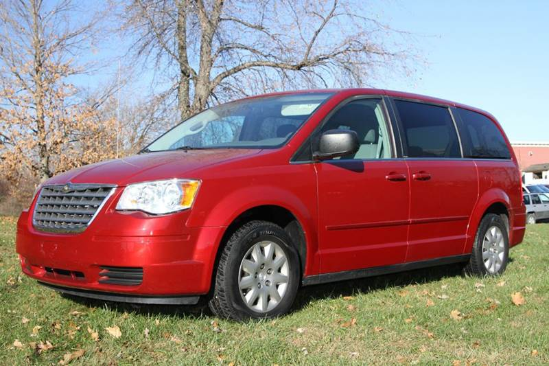 2009 chrysler town and country in valatie ny van allen auto sales. Black Bedroom Furniture Sets. Home Design Ideas