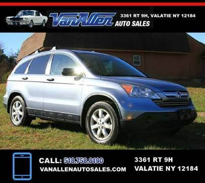 2008 Honda CR-V for sale at Van Allen Auto Sales in Valatie NY