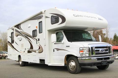 2012 Jayco GREYHAWK for sale at Van Allen Auto Sales in Valatie NY