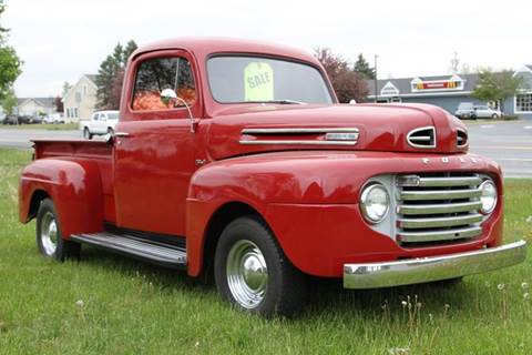 1948 Ford F-100 for sale at Van Allen Auto Sales in Valatie NY