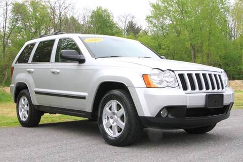 2008 Jeep Grand Cherokee for sale at Van Allen Auto Sales in Valatie NY