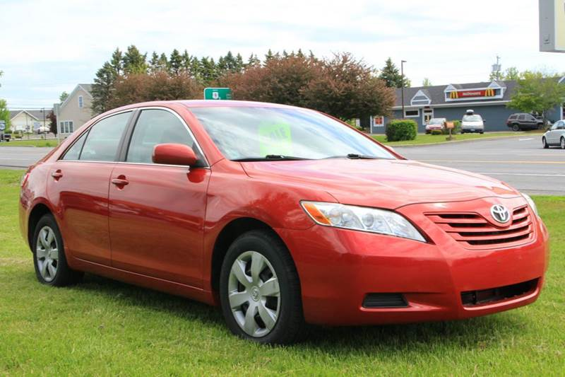 2009 Toyota Camry For Sale At Van Allen Auto Sales In Valatie NY