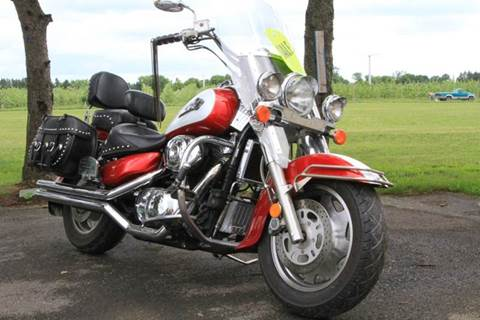 1999 Suzuki Intruder for sale at Van Allen Auto Sales in Valatie NY