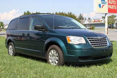 2009 Chrysler Town and Country for sale at Van Allen Auto Sales in Valatie NY
