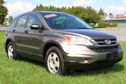 2010 Honda CR-V for sale at Van Allen Auto Sales in Valatie NY