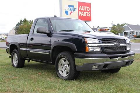 2005 Chevrolet Silverado 1500 for sale at Van Allen Auto Sales in Valatie NY