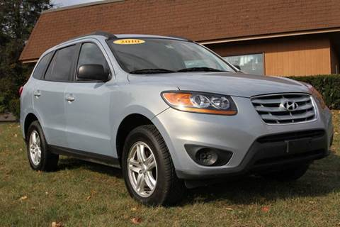 2010 Hyundai Santa Fe for sale at Van Allen Auto Sales in Valatie NY
