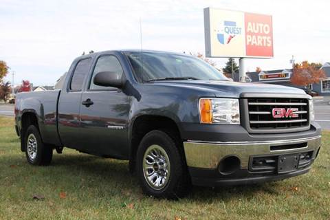 2010 GMC Sierra 1500 for sale at Van Allen Auto Sales in Valatie NY