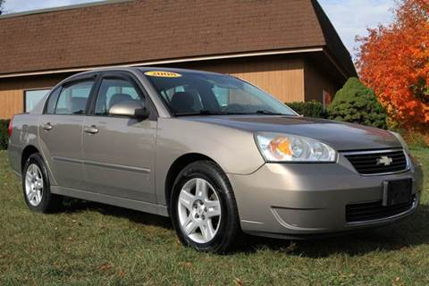 2008 Chevrolet Malibu Classic for sale at Van Allen Auto Sales in Valatie NY