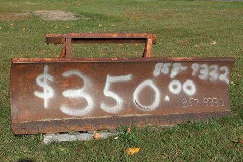 1900 STEEL PLOW for sale at Van Allen Auto Sales in Valatie NY
