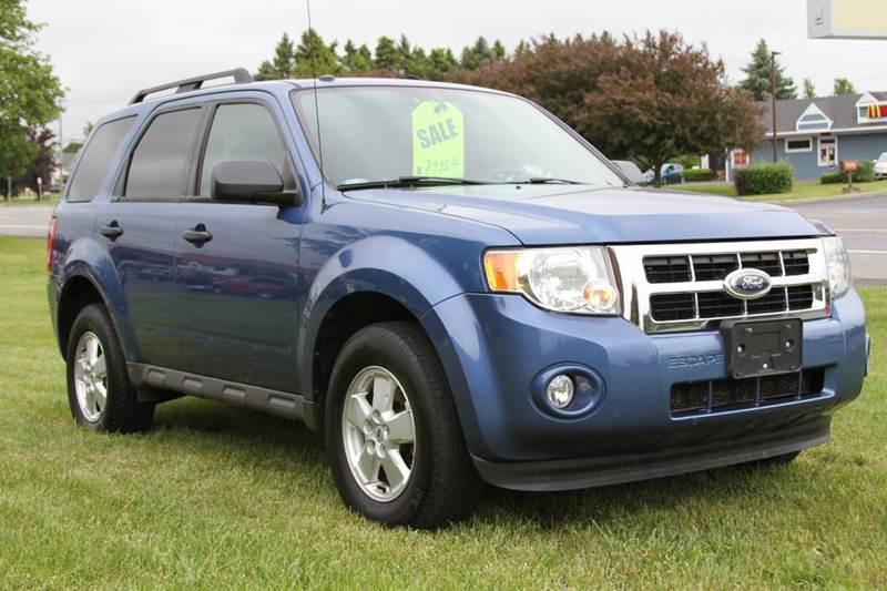 2010 Ford Escape Xlt In Valatie Ny Van Allen Auto Sales