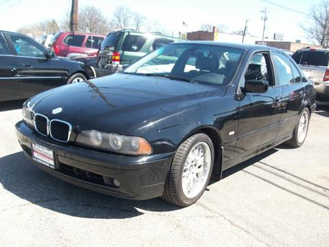 2001 BMW 5 Series for sale in Essex, MD
