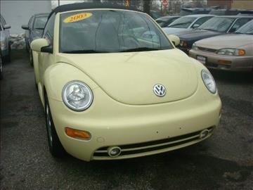 2003 Volkswagen New Beetle for sale in Essex, MD