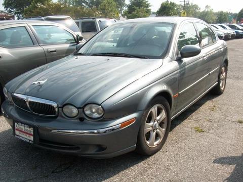 2002 Jaguar X-Type for sale in Essex, MD