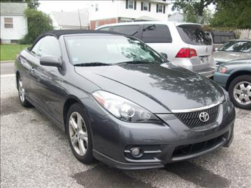 2007 Toyota Camry Solara for sale in Essex, MD