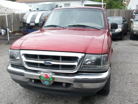 1998 Ford Ranger for sale in Essex, MD