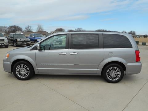 2014 Chrysler Town and Country for sale in Hospers, IA
