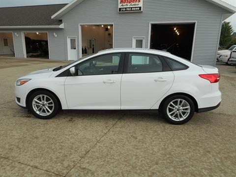 2015 Ford Focus for sale in Hospers, IA