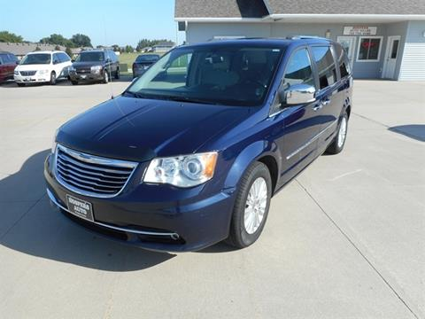 2012 Chrysler Town and Country for sale in Hospers, IA