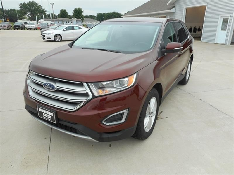 Ford Edge For Sale At Hospers Auto Sales In Hospers Ia