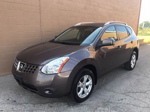 2009 Nissan Rogue for sale in Eastlake, OH