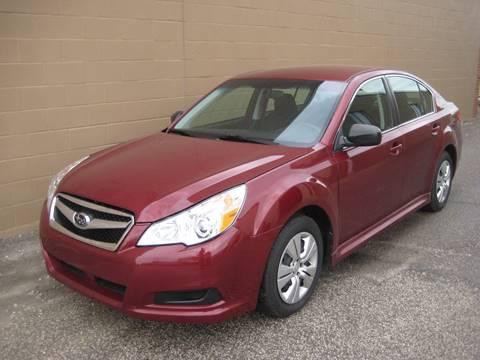 2011 Subaru Legacy for sale in Eastlake, OH