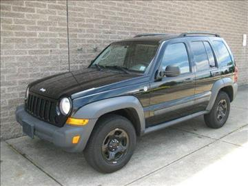 2007 Jeep Liberty for sale in Eastlake, OH